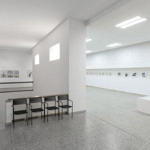 Installation view / Museo della Permanente, Milano, 2016. Photo by Nanni Fontana