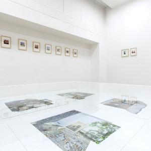 Installation view/ detail / Museo della Permanente, Milano, 2016. Photo by Nanni Fontana