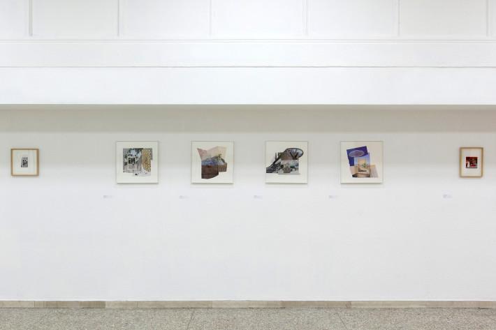 Installation view / detail. Museo della Permanente, Milano, 2016. Photo by Nanni Fontana